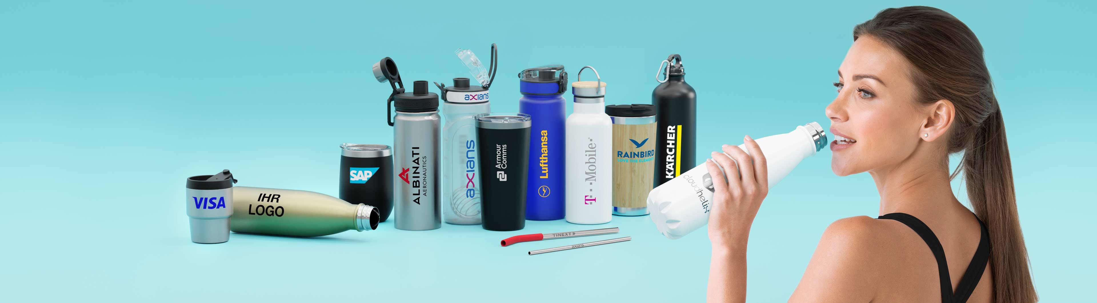 Flasky - Individuelle Wasserflaschen