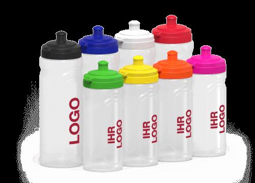 Refresh - Trinkflaschen mit Logo