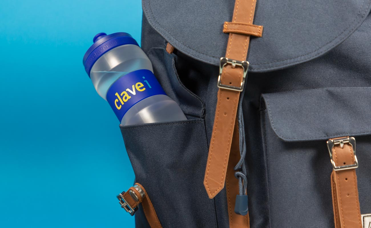 Fit - Personalisierte Trinkflaschen